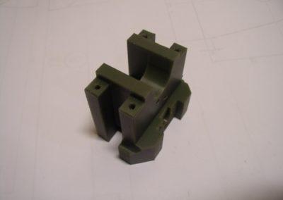 fabrication additive plastique MSP