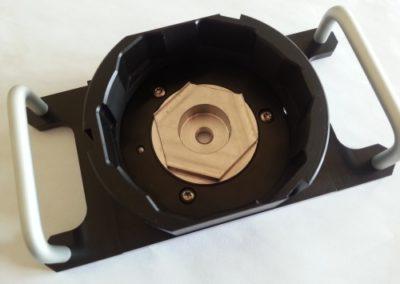 pieces en aluminium mécanique service de précision