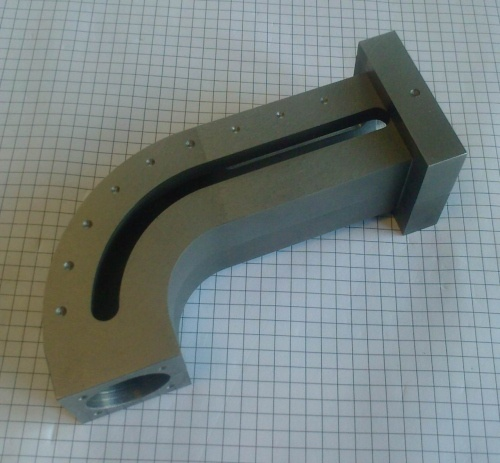 Prototype - Acier + Soudure Poitiers-MSP
